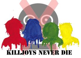 Killjoys Never Die by sashabrambleshadow