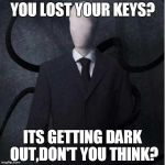 slender question #21 by BlazBlood