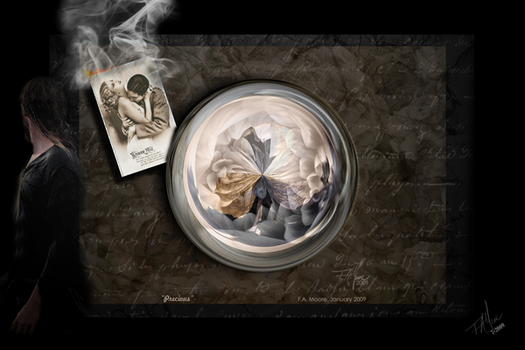 The Precious Paperweight - III by famoore