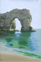 durdle door by timmount