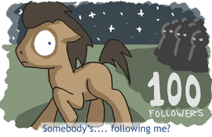 100_followers by AskDrWhooves