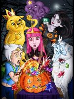 Halloween time 2013 by rebenke