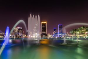 Friendship Fountain by DGPhotographyjax