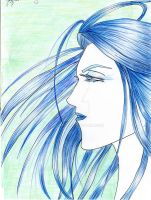 Blue Serenity by ivanka-a