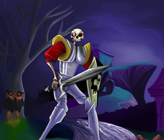 Medievil by SuperKusoKao
