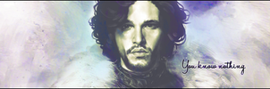 Jon Snow by LisaEmisa