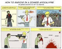 Zombie Apocalypse Tutorial 2 by Rod-Wolf