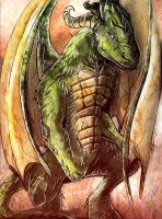 Draconic by JoeCool42