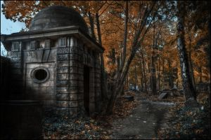 Temple of time.. by VILCO