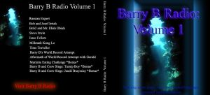 Barry B Radio Volume 1 by Judan