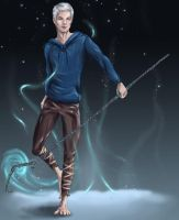Jack Frost RoTG by quinnk
