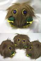 Kuriboh plush - updated by Malindachan