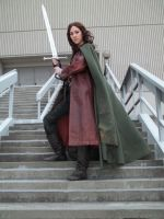 Lady Aragorn by Anatyla