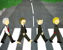The Master at Abbey Road by whosname