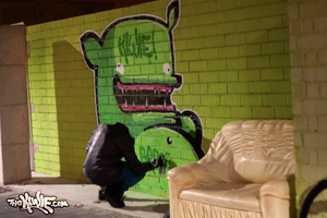 11 ACTION by KIWIE-FAT-MONSTER