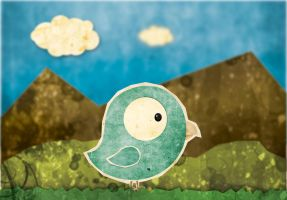 Passarinho Stop Motion by JohwMatos