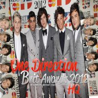 One Direction Brit Awards 2012 by javiih98