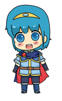 Marth by nyapo