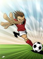 Soccer style by Styleuniversal