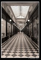 passage Vero Dodat by bracketting94