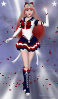 Sailor Fourth of July by Lunakinesis