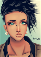 Amun by RazorCheeks