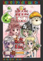 MapleStory competition entry by sanchine