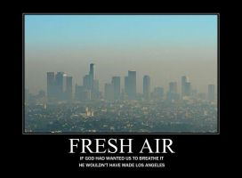 L.A. motivational poster by elyoncaddy14