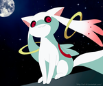 Kyubey by AxL-LsT