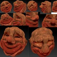 mister smile 3D by boringcabage