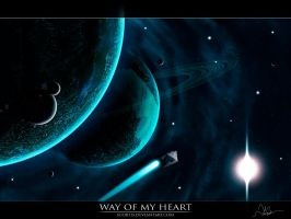Way of my Heart by Scortis