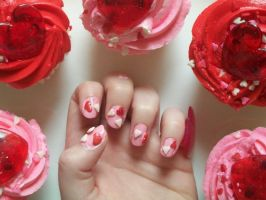 CupCake Valentine Day by AnimalPlant12