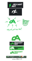 A Case Study of deviantArt's 2014 Rebrand by Deaniac