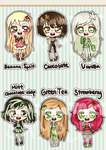 CLOSED [Auc-dopts] Ice Cream Girls by devinaaa