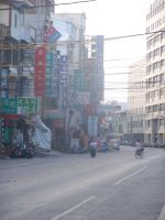 Streets of Taiwan in Day Light by Malakhite