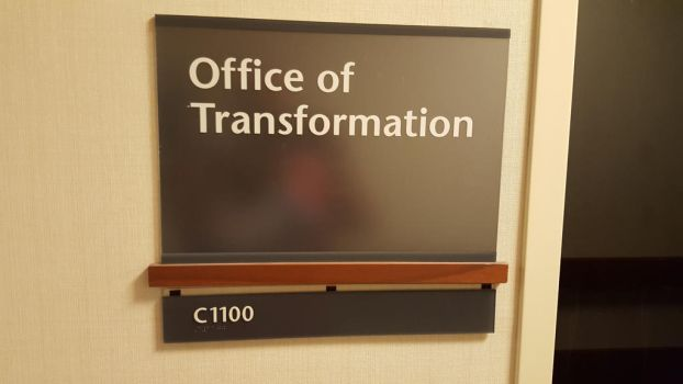 Office Of Transformation by MissCirce