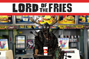 Lord Of The Fries by bunny75
