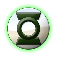 Green Lantern Icon by JeremyMallin