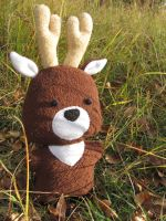 Eco-friendly, Deer SOLD by mypetmoon