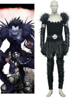 Death Note Shinigami Cosplay Costume by morseedwina