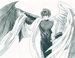 Winged Kamui by assiah