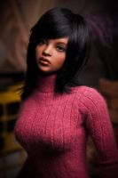 Sweater Dress - D190 by Frankenwah