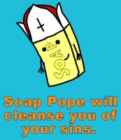 soap pope by:liz by emobandfag