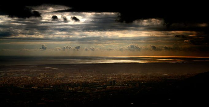Barcelona by krummipictures