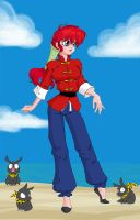 Ranma base for dress-up regular outfit by cocodesbois