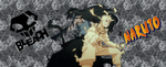 Naruto Bleach Banner by Chriskakashi