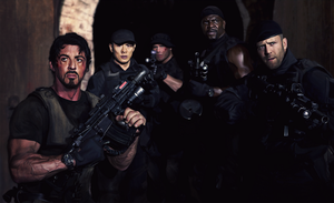 The Expendables by 4ox-y