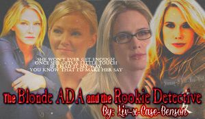 The Blonde ADA and the Rookie Detective Promo by Steamy-SVU-Fan-Girl