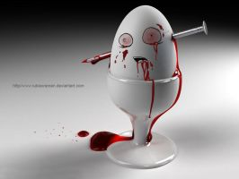 Egg Murder by RukiexRamen