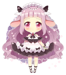 adoptable auction - etoilemimi [CLOSED] by Moorina